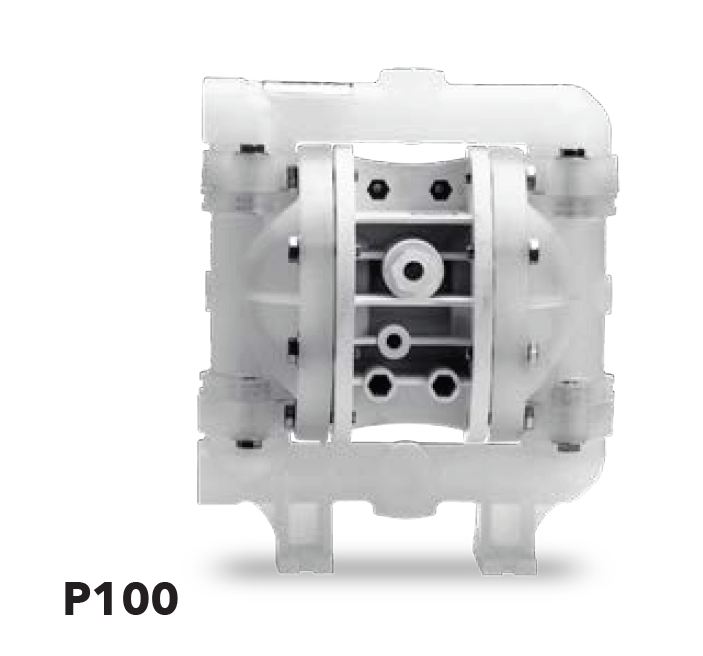 Bơm màng PRO-FLO Wilden nhựa 13 mm (1/2