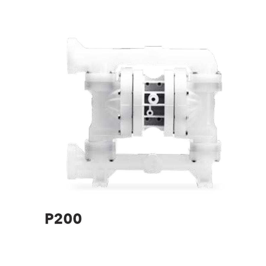 Bơm màng PRO-FLO Wilden nhựa 25 mm (1