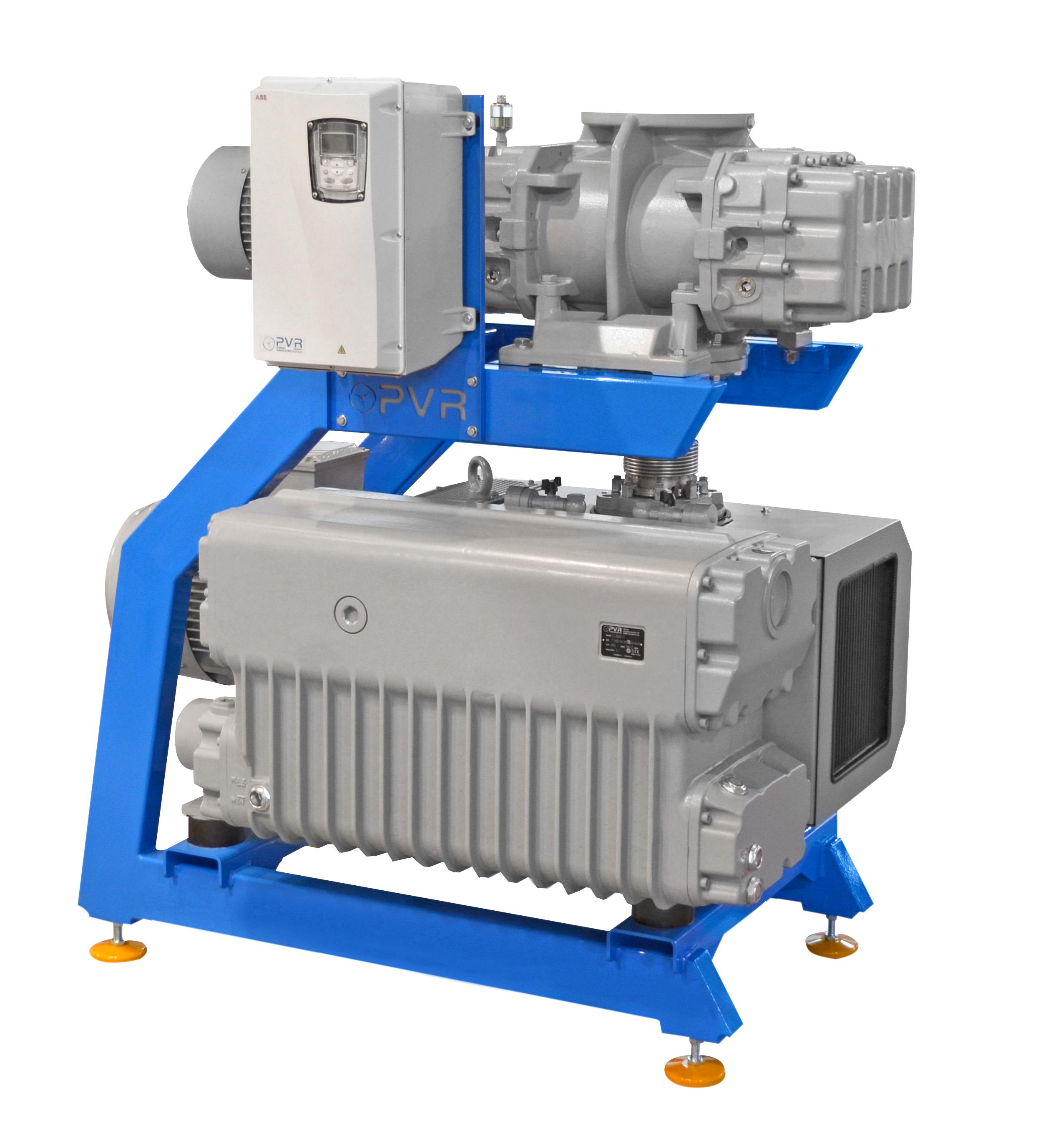 Hệ thống chân không GVK (GVK- Kompact Vacuum Systems)