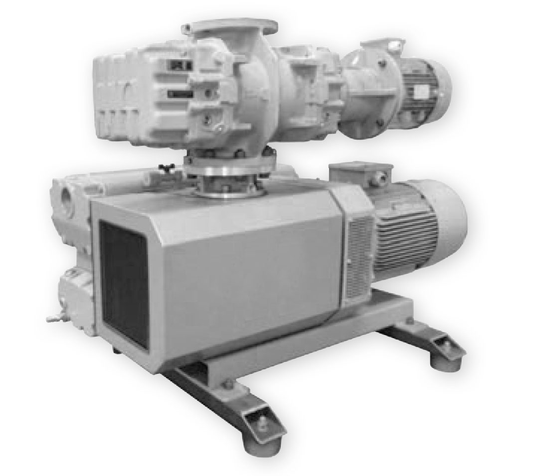 Kompact Central Vacuum System