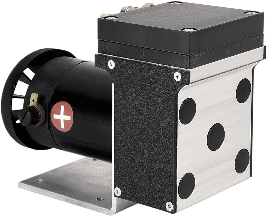 MICRO – Diaphragm vacuum pumps and compressors