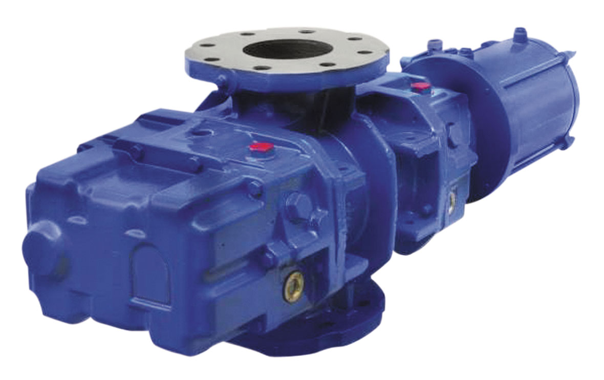 Serie CM – Canned Motor Roots vacuum pumps