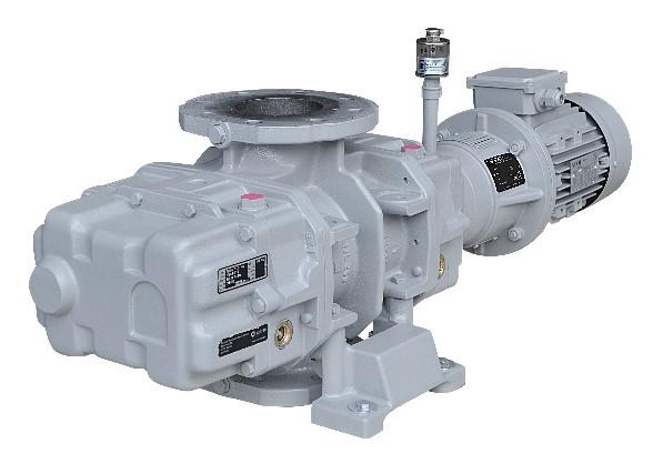Serie HV-Bơm chân không áp suất cao kiểu Roots (Serie HV – Roots High Vacuum Pump)