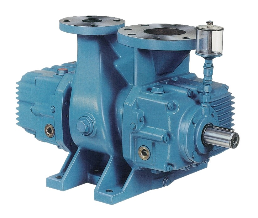 Serie mHV – Roots pumps with Pre-Inlet