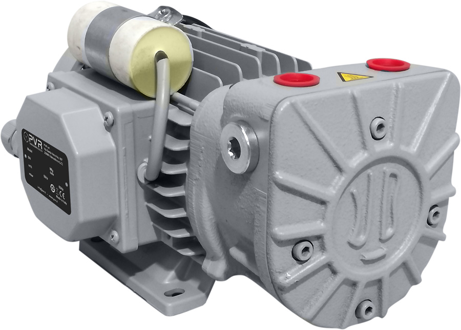 VD – Compact single stage vacuum pumps